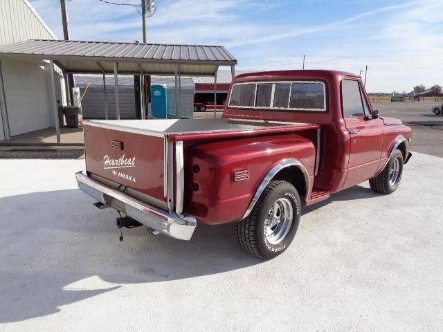 GMC Pickup 1972 v8 prix tout compris