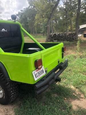 Jeep CJ Cj8
