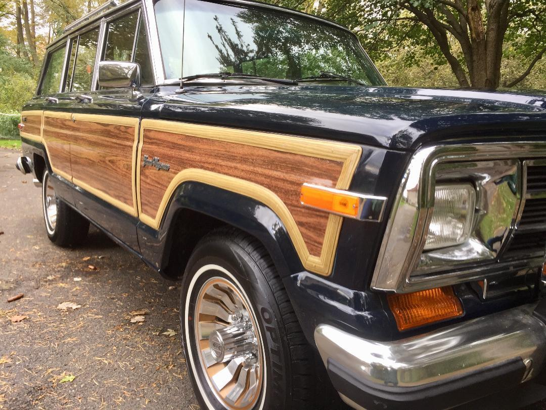 Jeep Wagoneer Grand wagoneer by classic gentleman