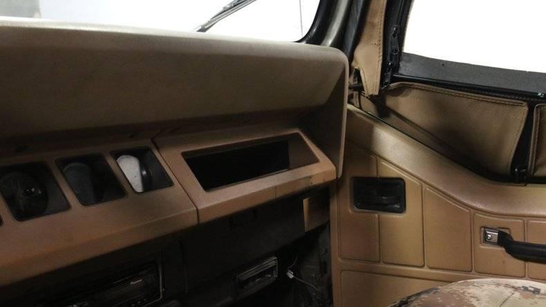 Jeep Wrangler Yj 4x4 4.2 1988 prix tout compris