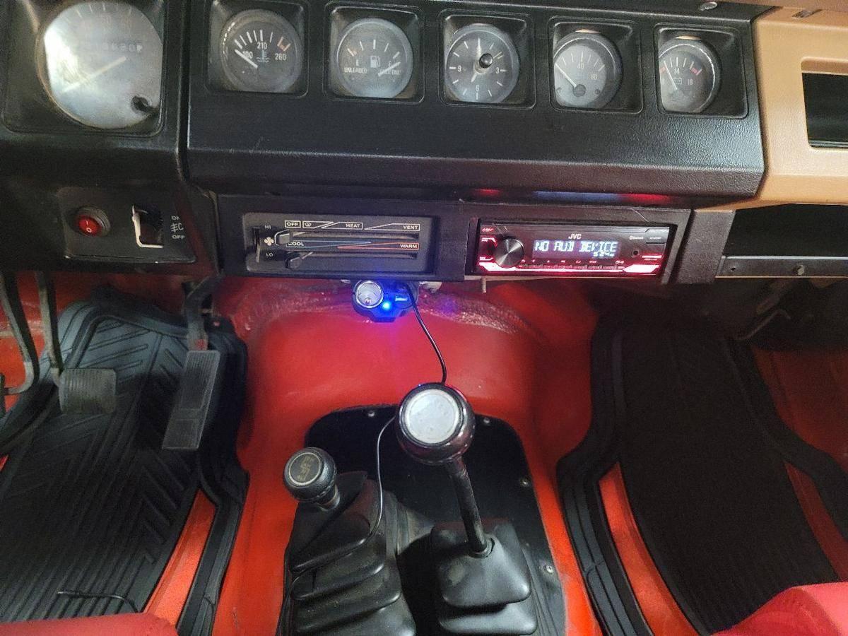 Jeep Wrangler 4.2l 44 1988 prix tout compris