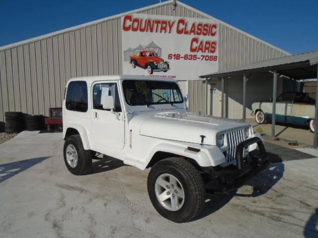 Jeep Wrangler Hard top 1989 prix tout compris 1989