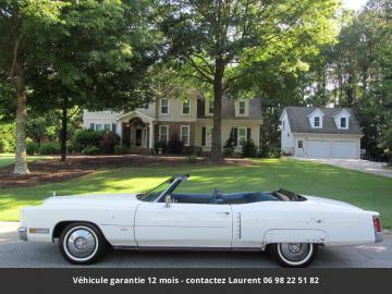 1971 Cadillac Eldorado V8 1971 Prix tout compris