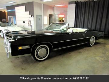 1975 Cadillac Eldorado 1975 V8 Prix tout compris