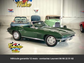 1967 Chevrolet Corvette V8 1967 Prix tout compris