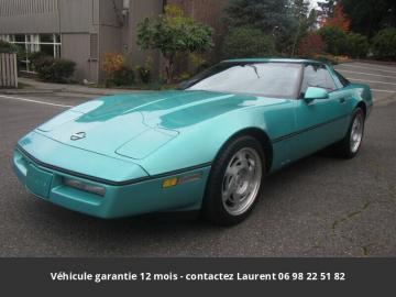 1990 chevrolet corvette 245 hp 5.7L V8 Prix tout compris hors homologation 4500 €