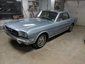 1966 ford mustang 1966 Prix tout compris