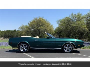 1973 Ford Mustang 351 Cleveland V8 1973 Prix tout compris