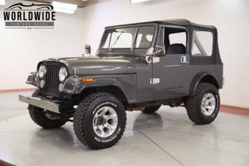 1985 Jeep CJ7 1985 Prix tout compris