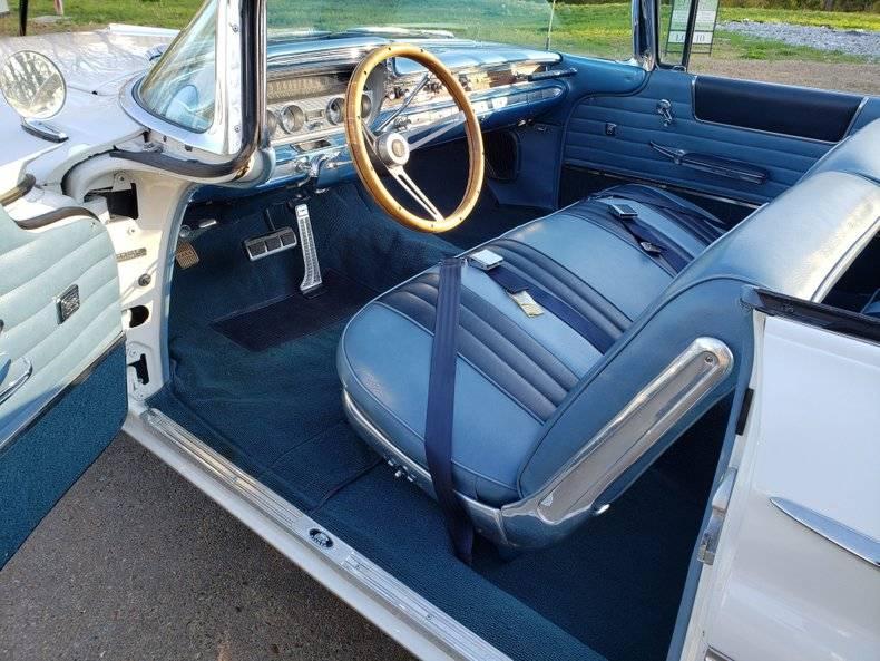 Pontiac Bonneville 389 v8 1960 prix tout compris