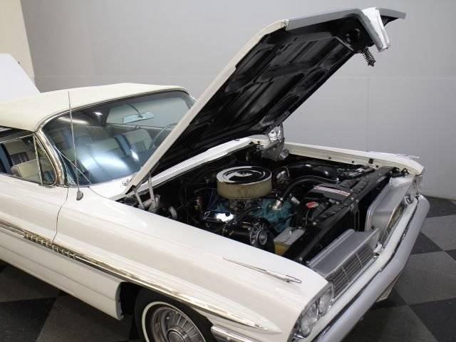 Pontiac Bonneville V8 389 1961 prix tout compris