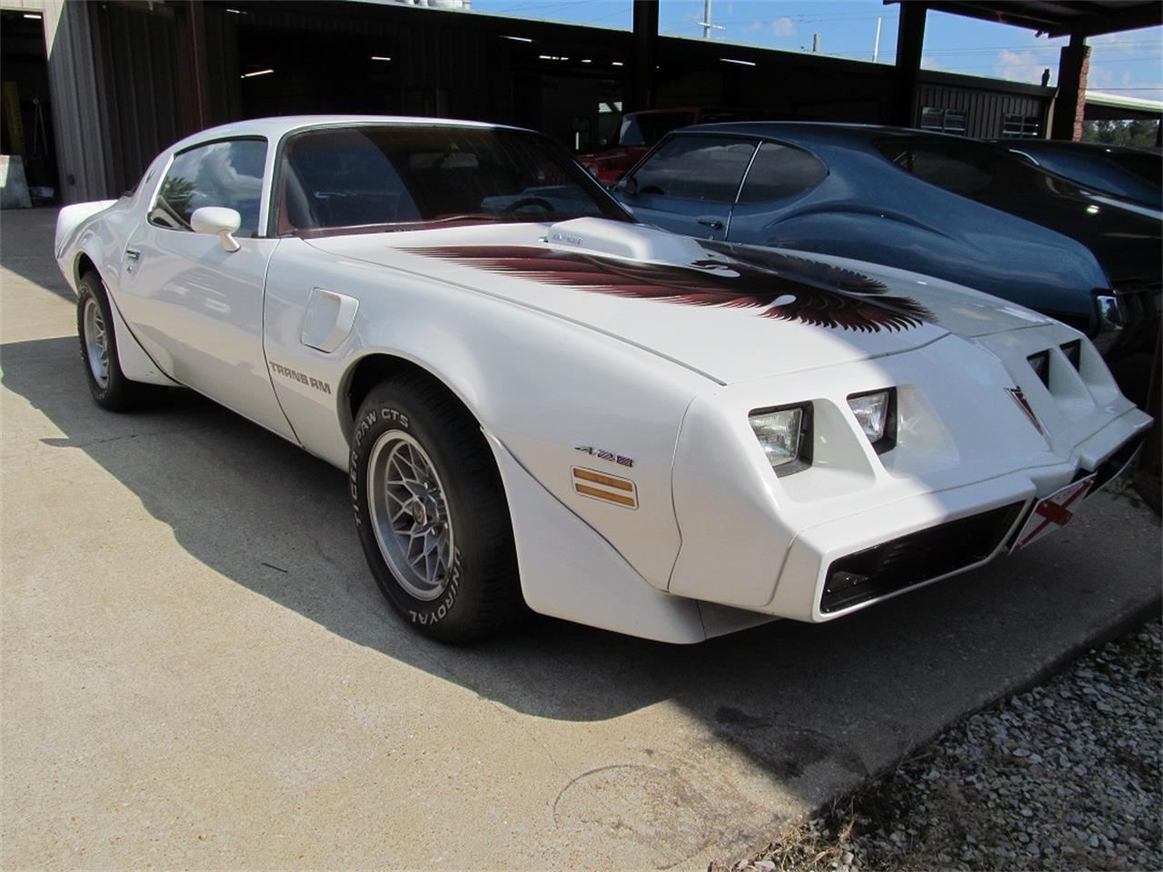 Pontiac Firebird V8 428 1979 prix tout compris 1979