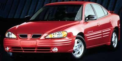 Pontiac Grand Am Gt sedan 1999