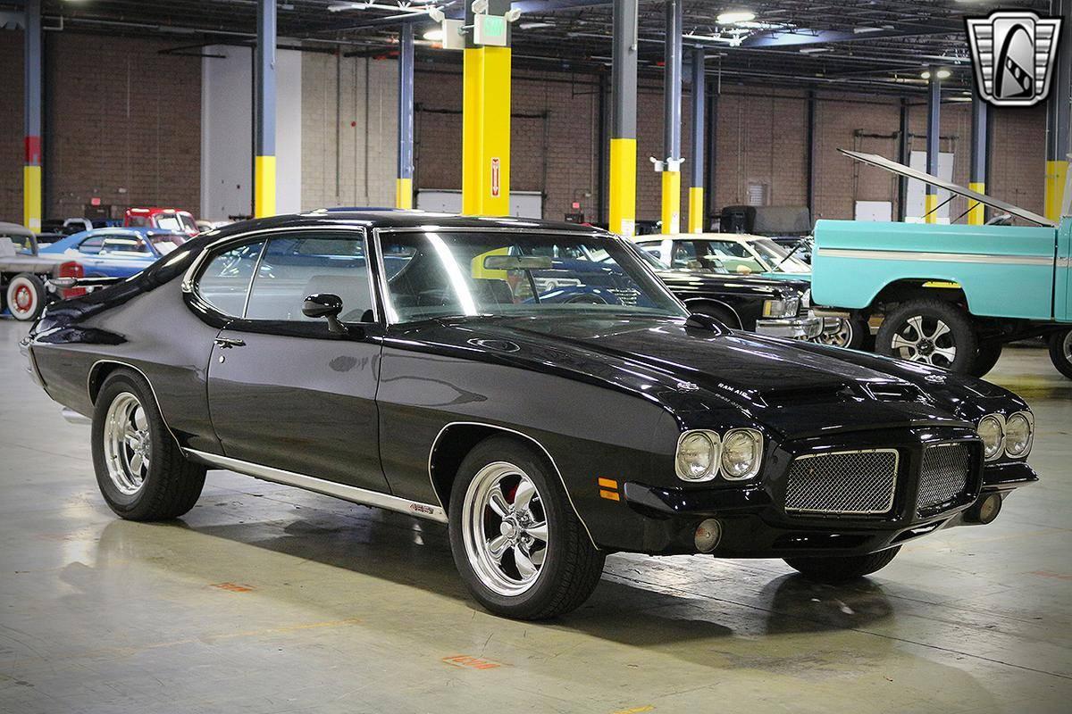 Pontiac LeMans 455 v8 1971 prix tout compris 1971