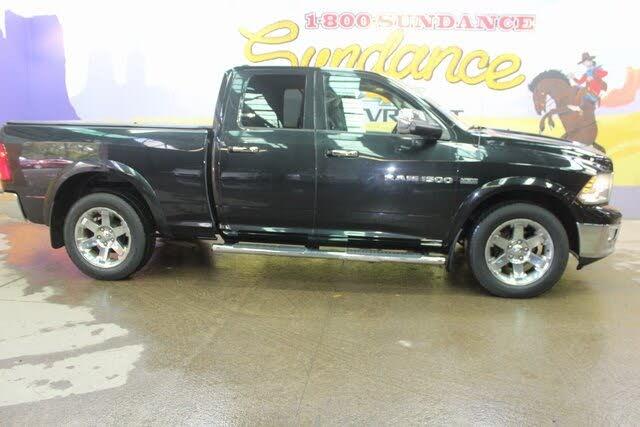 ram 1500 Laramie quad cab 4wd v8 prix tout compris hors homologation 4500€ 2011