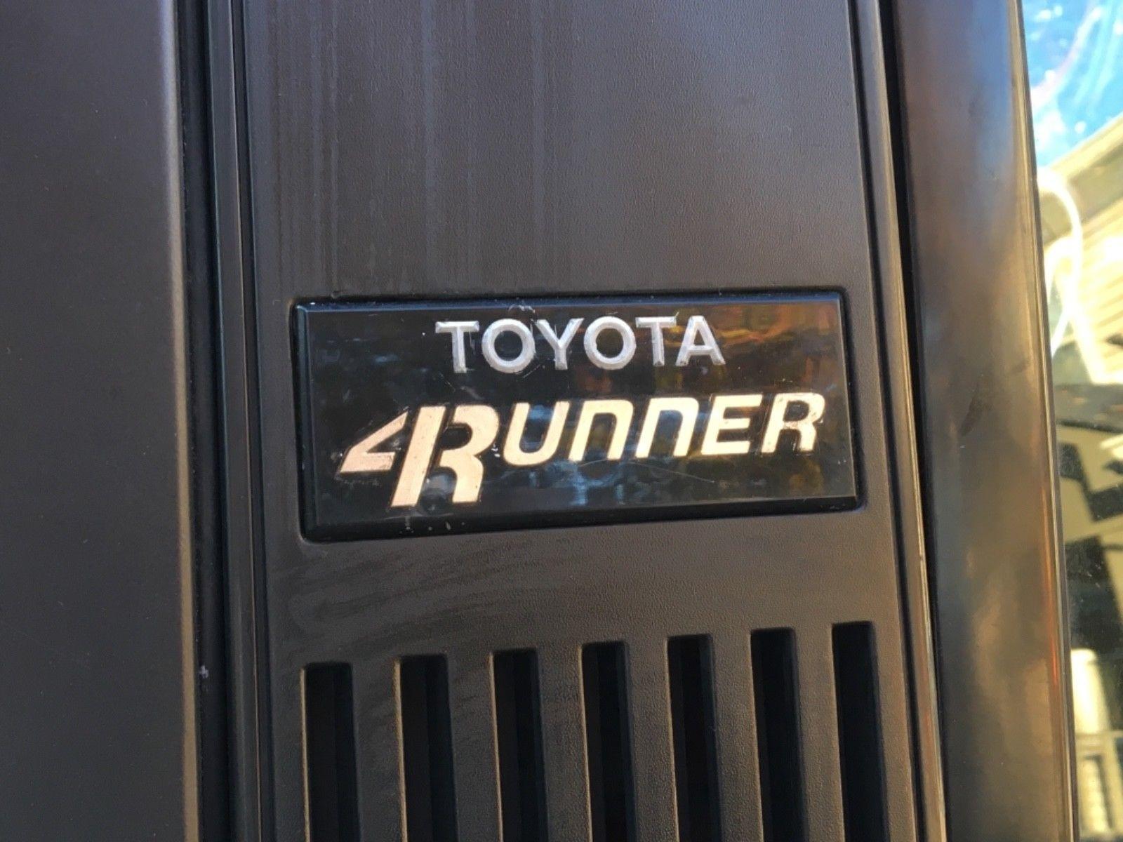 Toyota 4Runner N.c.