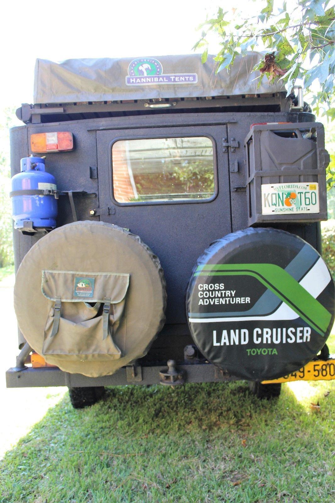 Toyota Land Cruiser Troopy cruiser fj45 fj40