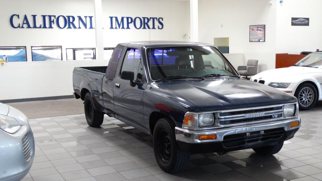 Toyota Pickup Dlx v6 xtracab 2wd 1989