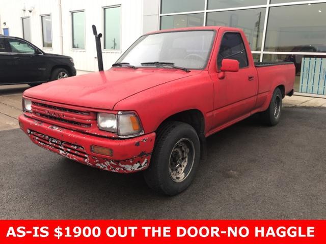 Toyota Pickup Base 1991