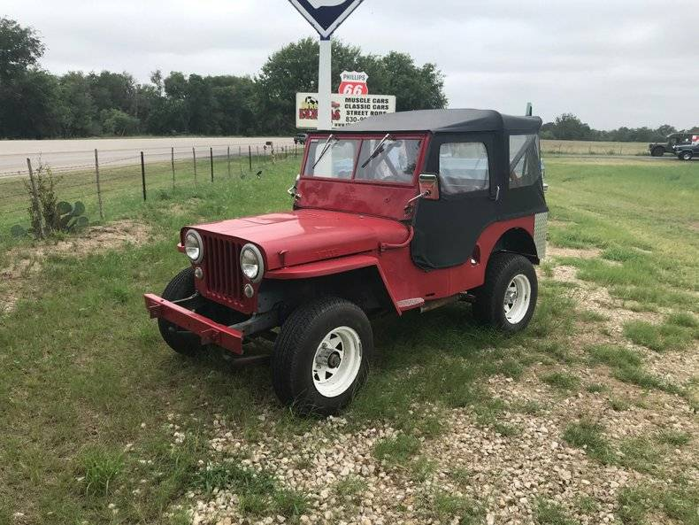 Willys CJ2